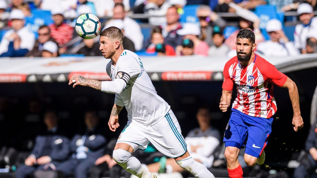 The Diego Costa-Sergio Ramos battle could prove to be decisive to the result in the UEFA Super Cup.