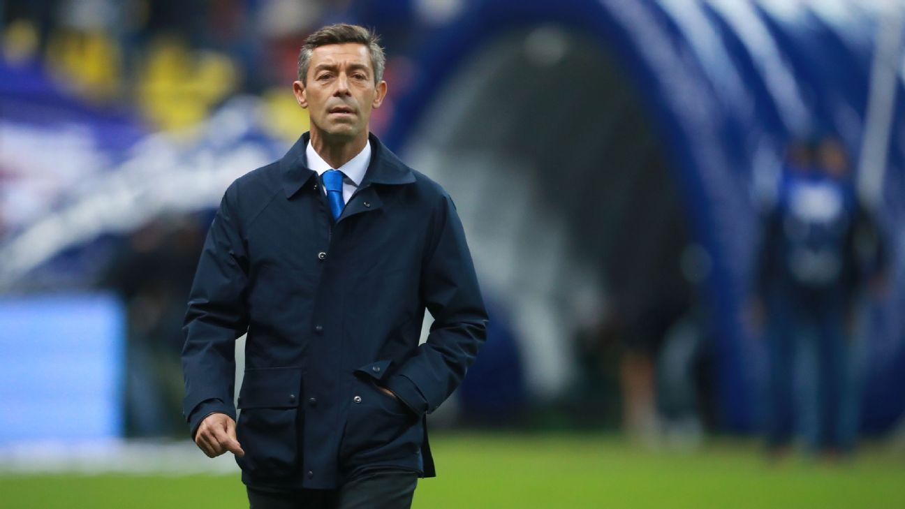 Could Pedro Caixinha be the next boss for El Tri?