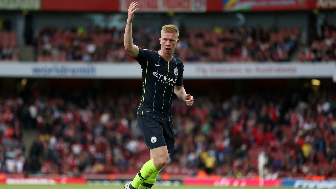 Kevin De Bruyne has become Pep Guardiola's most important player.