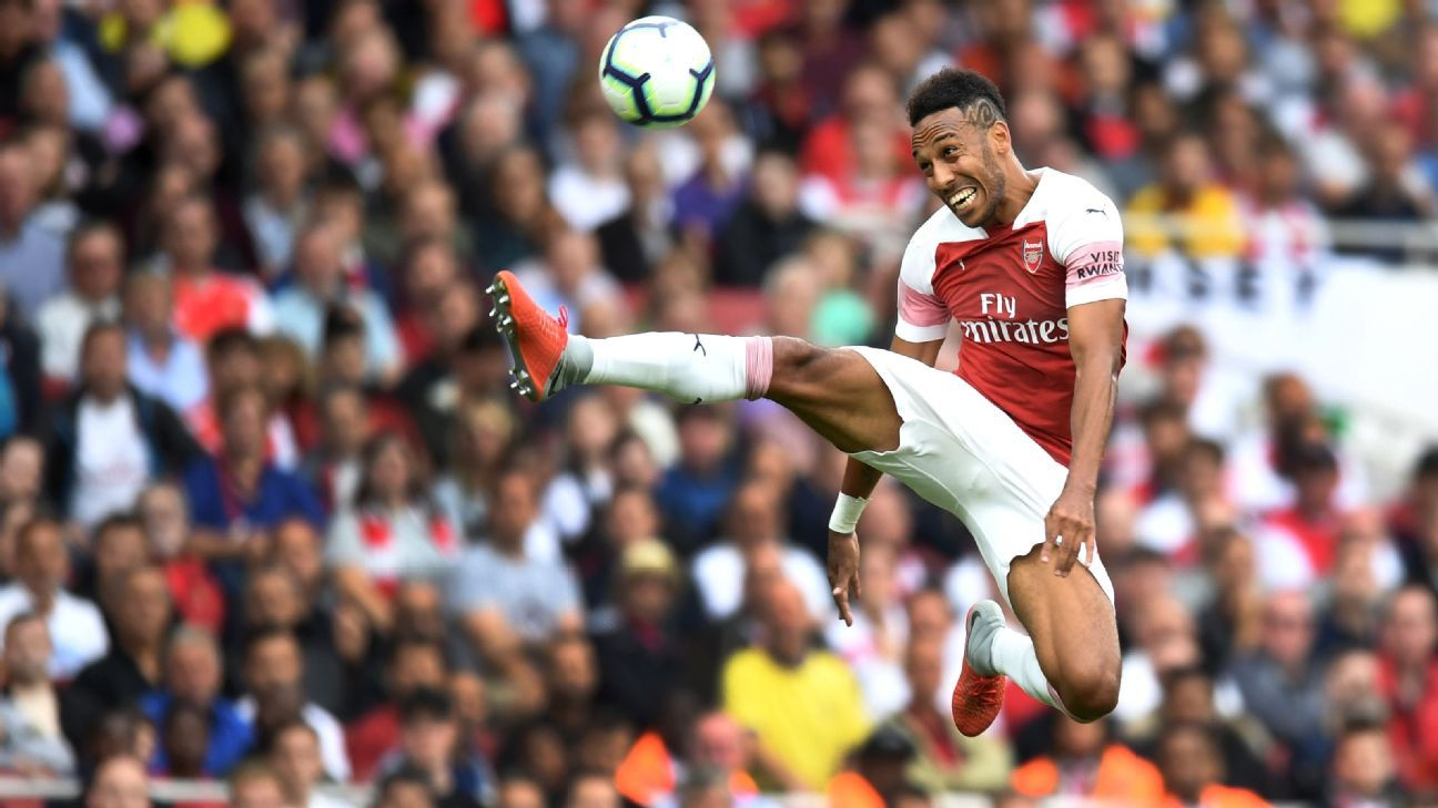 Arsenal's hopes this season will depend on how successful Pierre-Emerick Aubameyang is in front of goal.