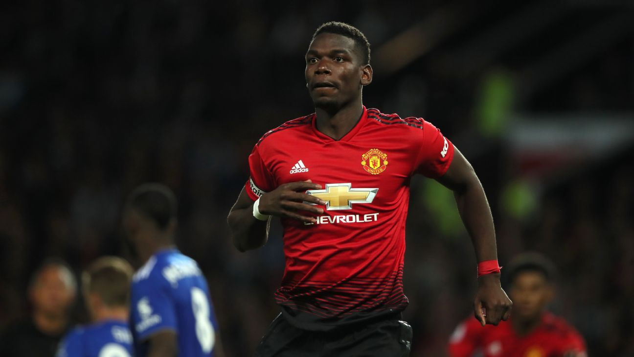 Paul Pogba has been linked with a move to Barcelona.