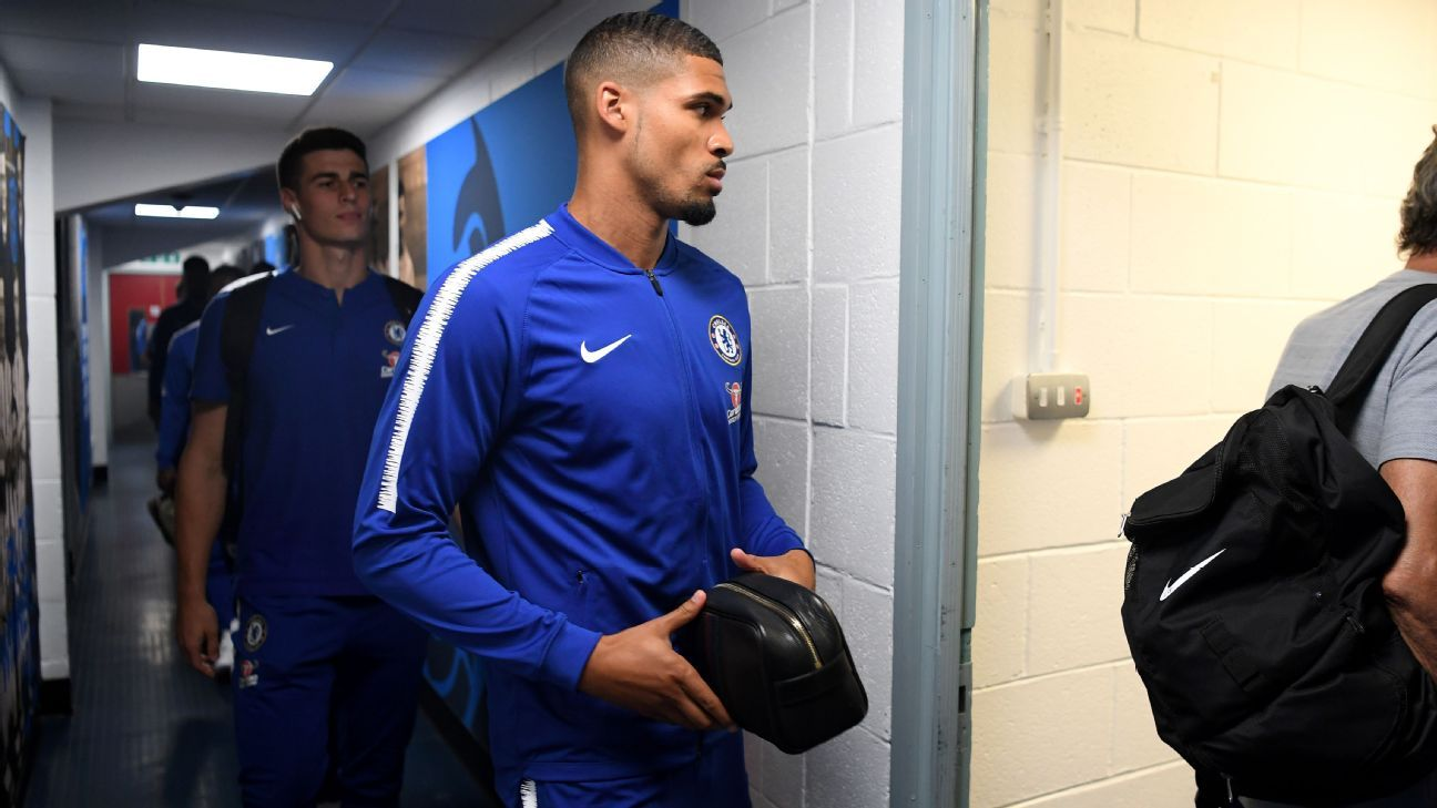 Ruben Loftus-Cheek has struggled for regular playing time at Chelsea.