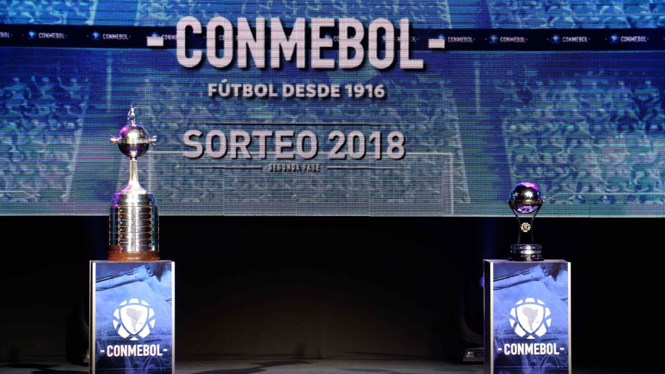 The Copa Libertadores final will be played in Chile and Copa Sudamericana final in Peru.