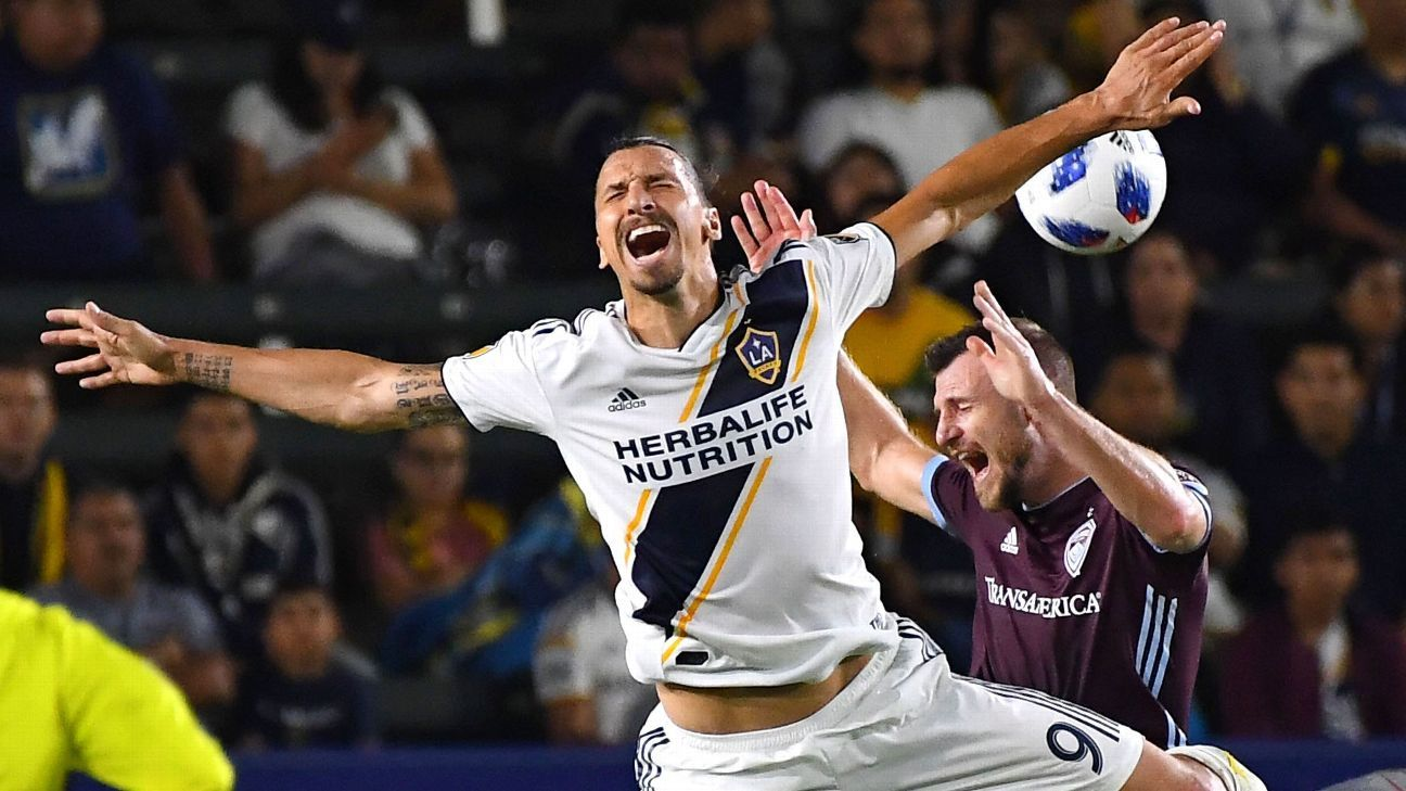 Zlatan Ibrahimovic on Galaxy form: 'We don't even deserve playoffs'