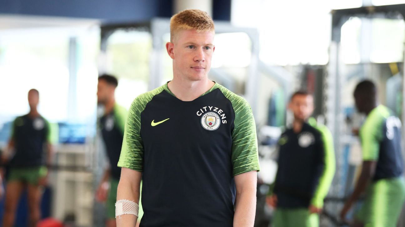 Kevin De Bruyne is a very important player for Manchester City.