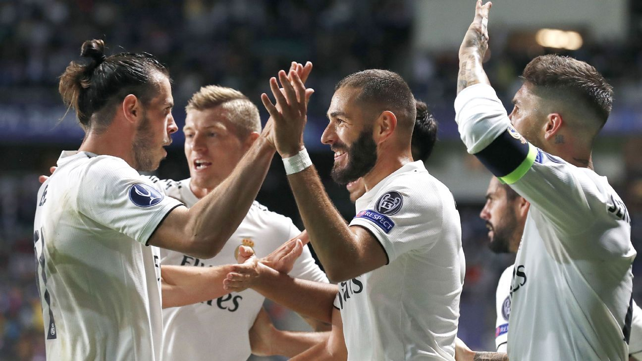 Karim Benzema will be counted on to score more than the 12 goals he scored last season for Real Madrid.