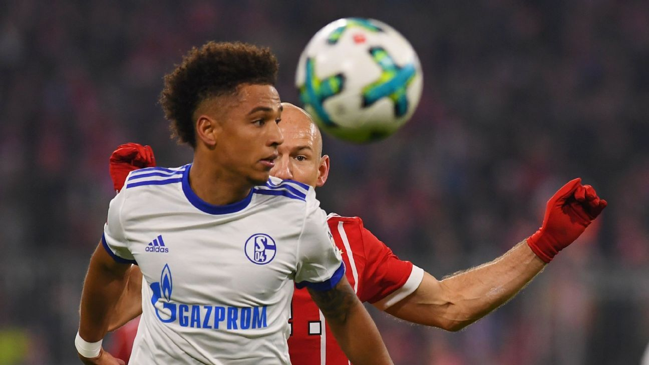 Thilo Kehrer in on his way to PSG.