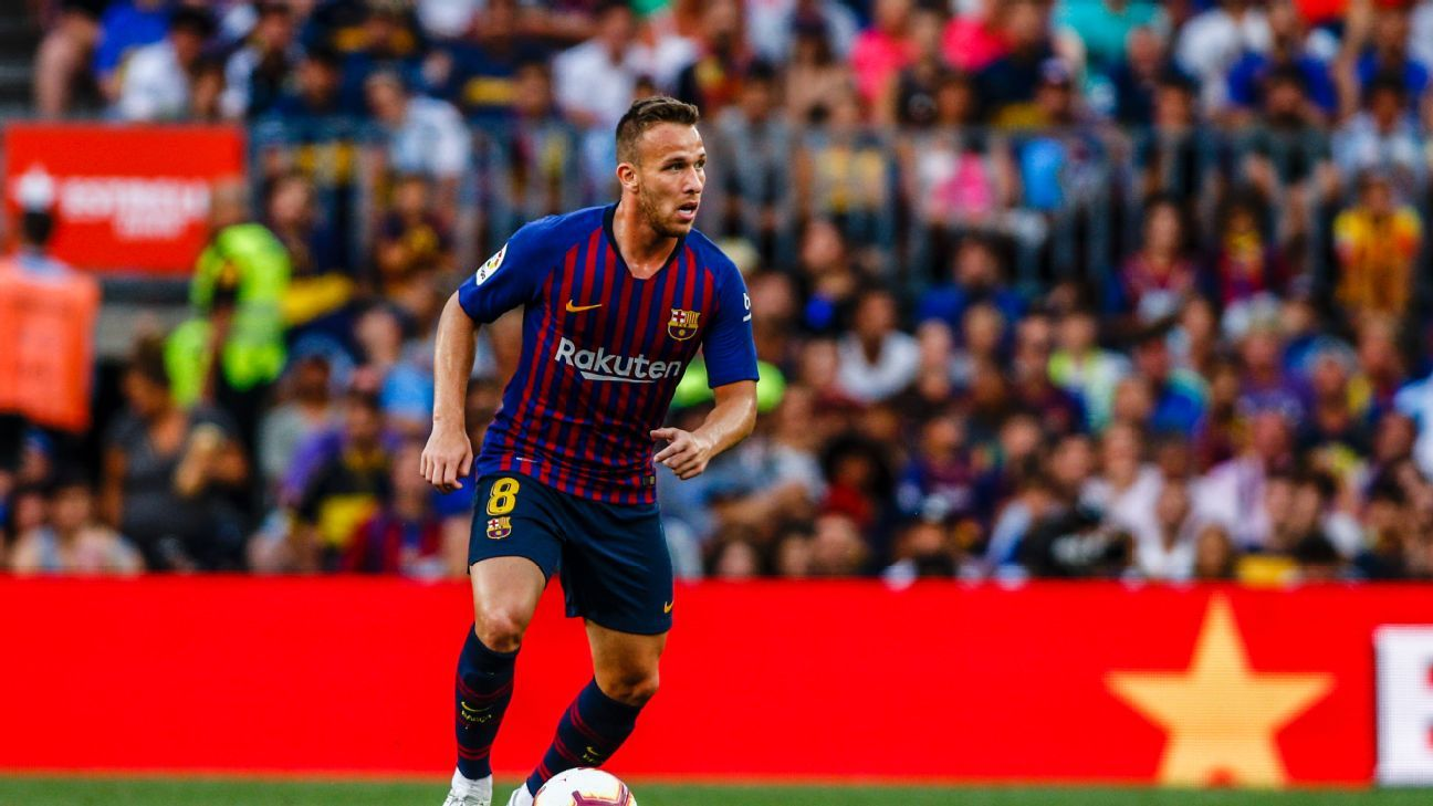 Arthur shows great promise but Barcelona fans must not get carried away just yet.