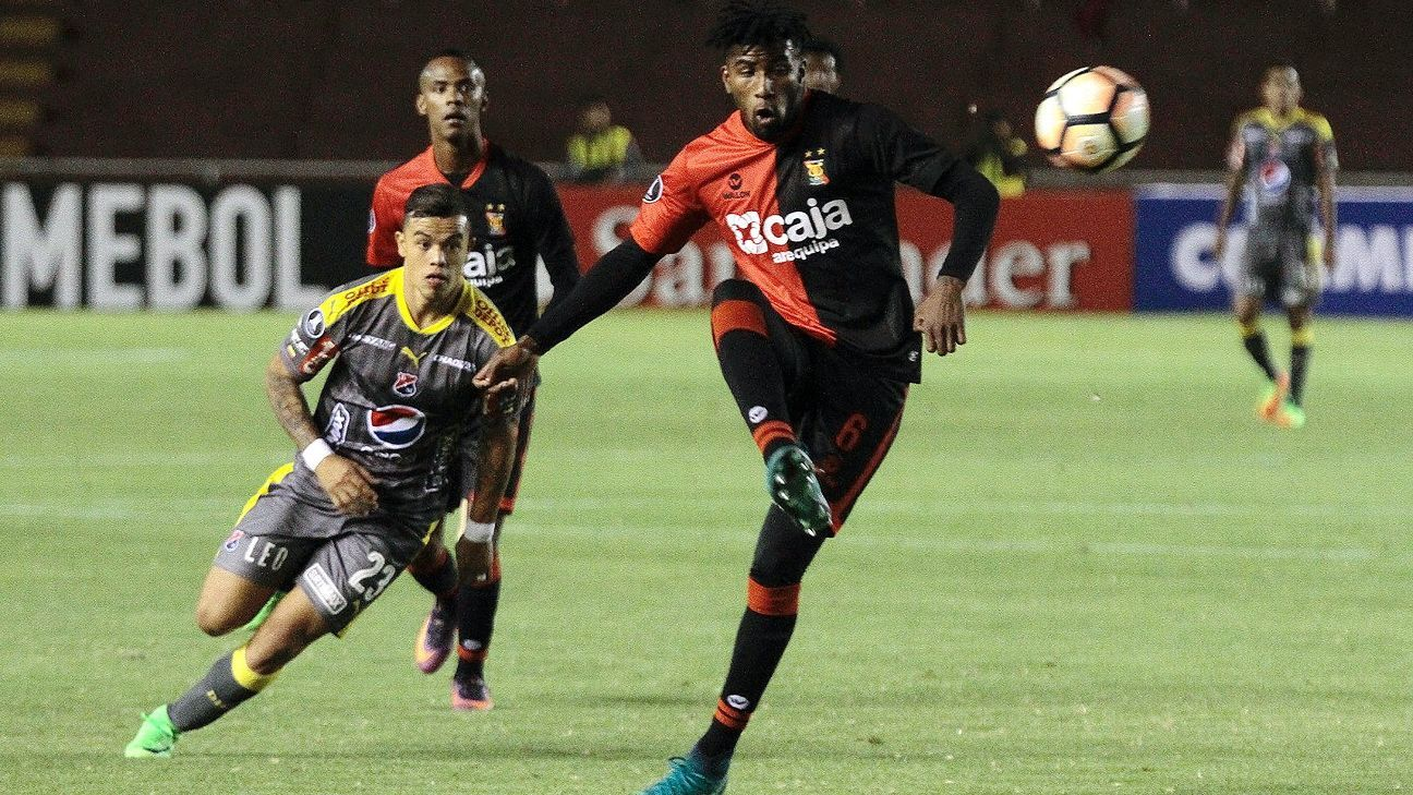 Carlos Ascues is joining Orlando City SC.