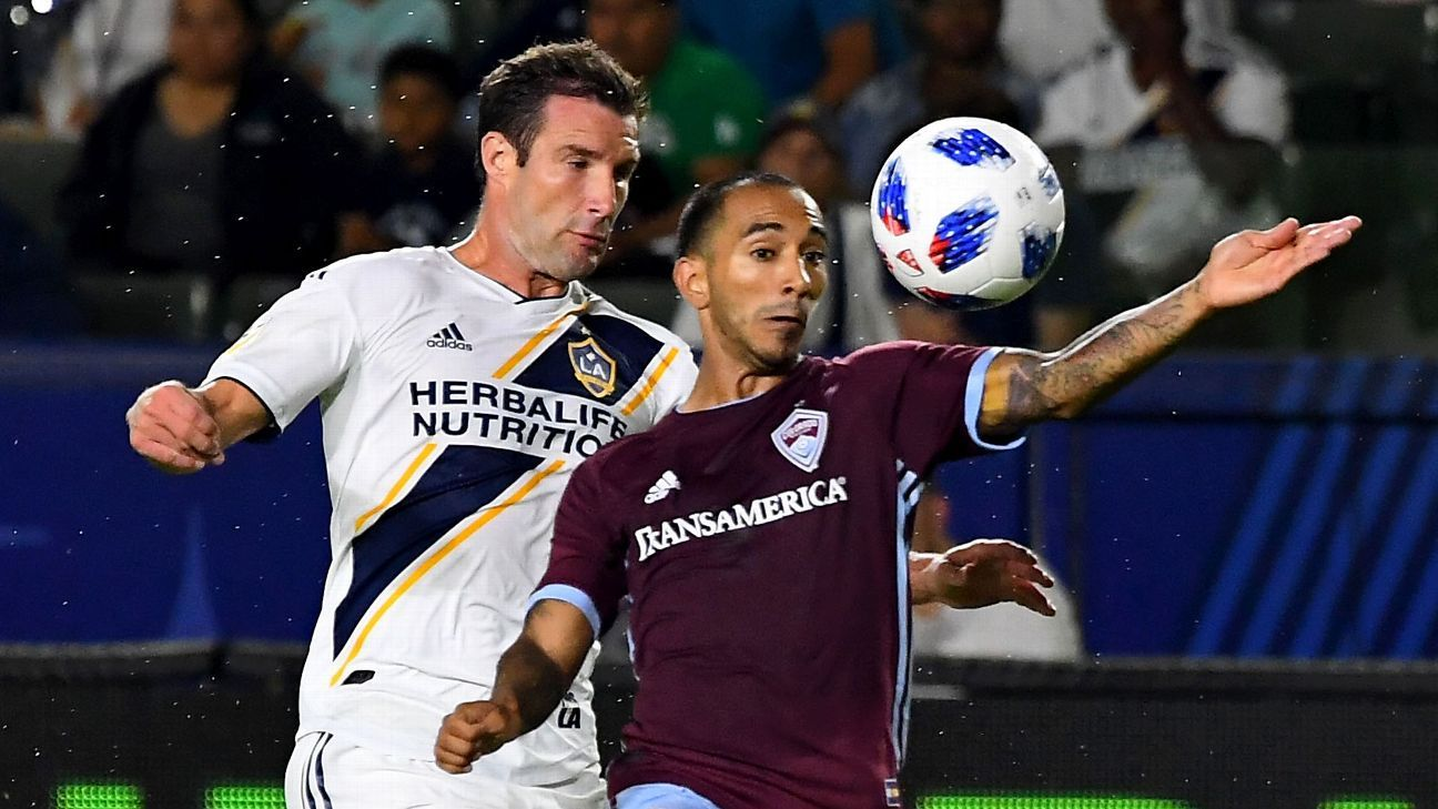 Colorado Rapids defender Edgar Castillo wants to stay after loan ends