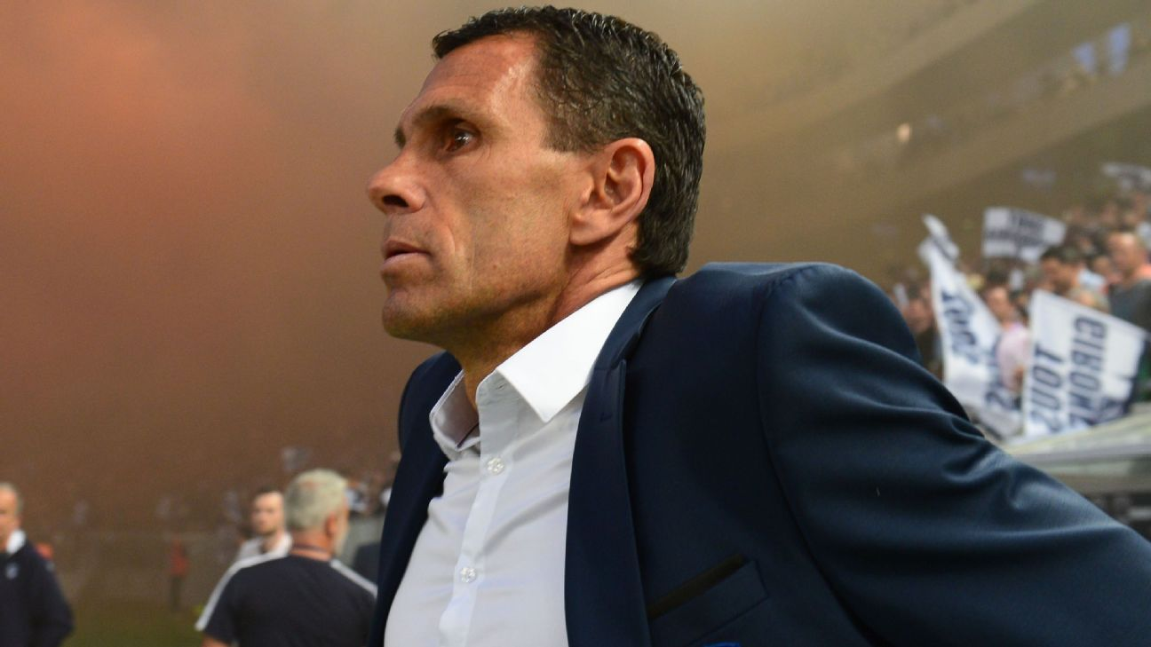Gus Poyet reacted furiously to the sale of striker Gaetan Laborde.