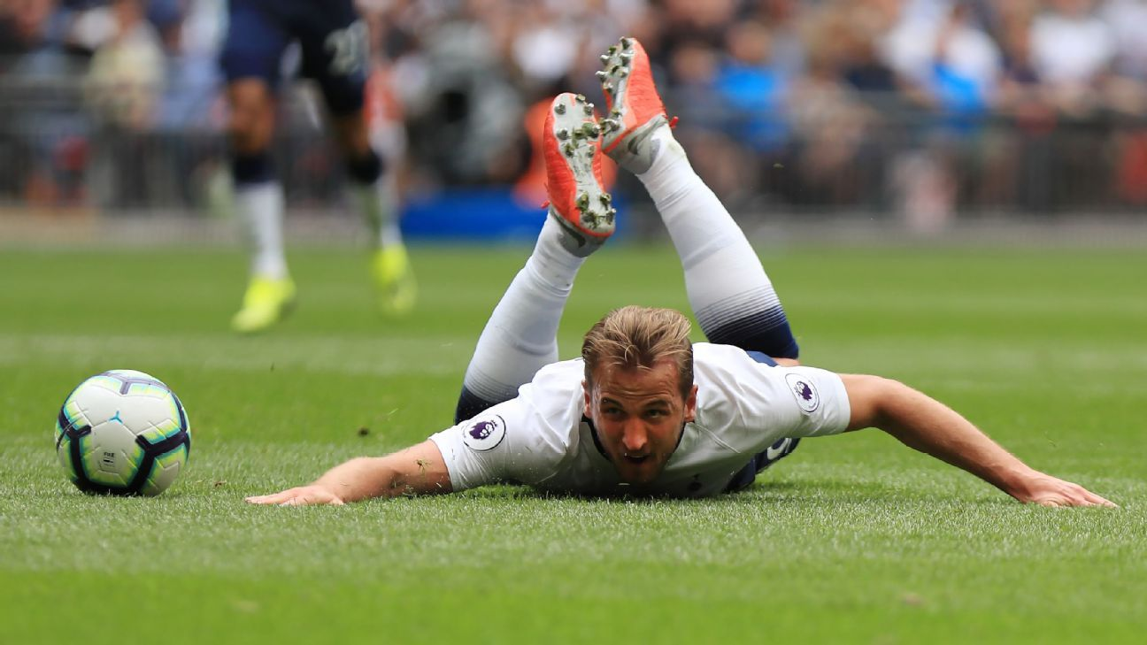 Harry Kane has traditionally struggled early in the season.