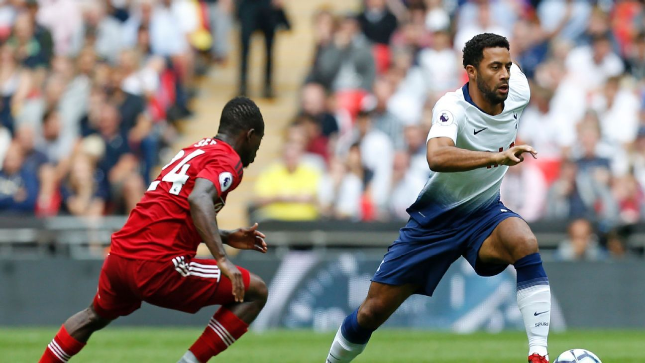 Mousa Dembele haunted ex-club Fulham, coming off the bench to wrestle the game back in Tottenham's favour.