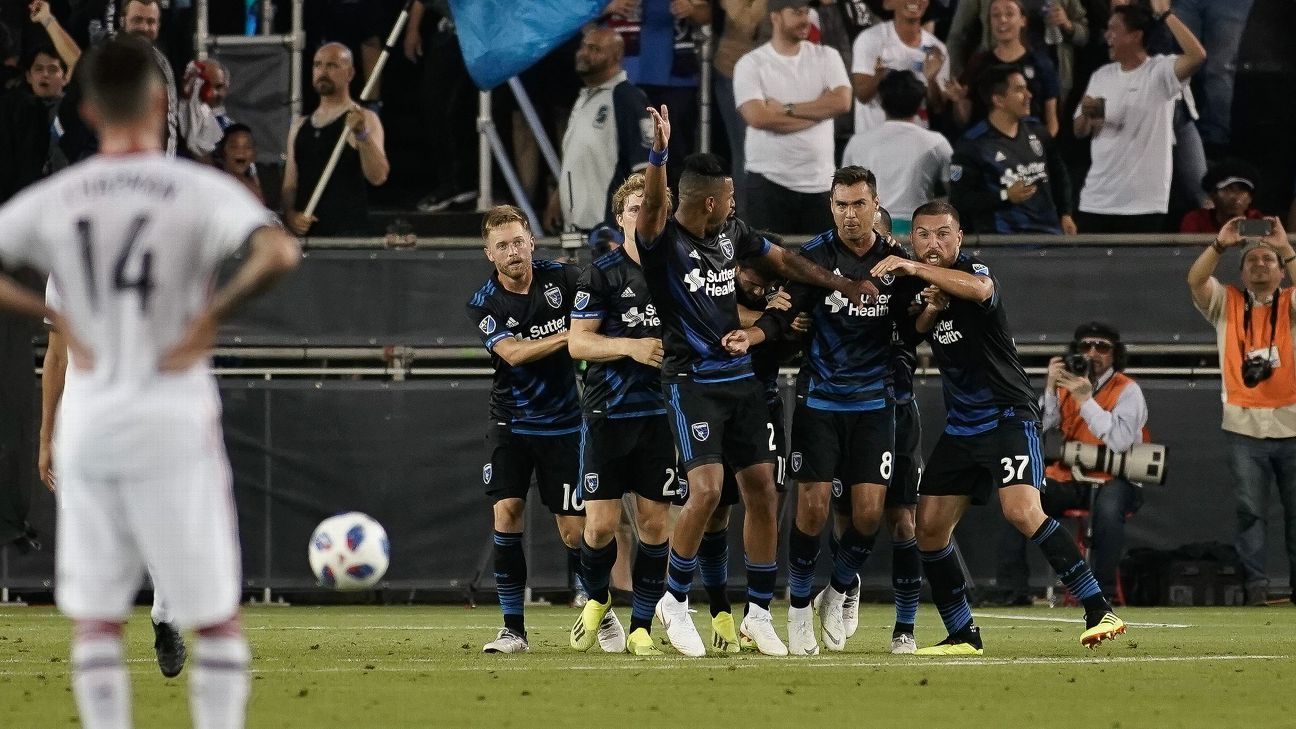 Chris Wondolowski's equalizer helps San Jose Earthquakes draw with Toronto FC
