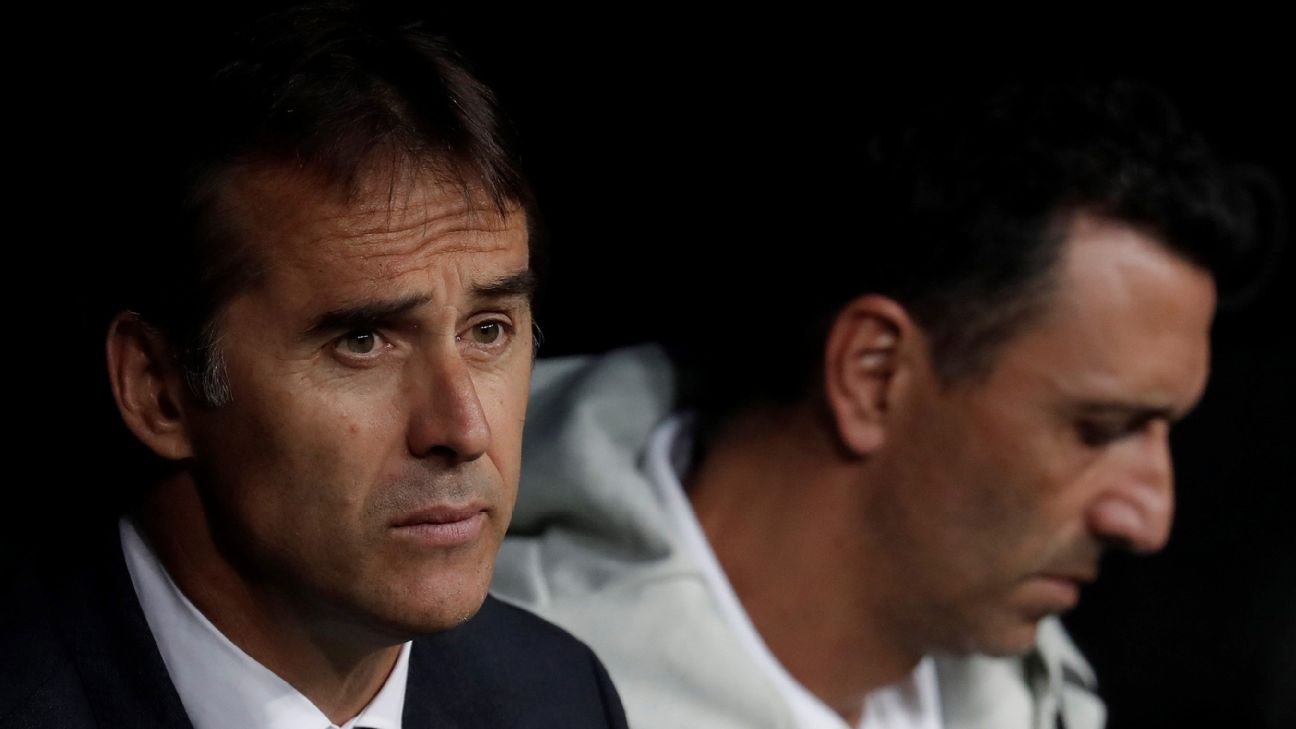 Julen Lopetegui's work on shoring up Real Madrid's defence might be even more valuable than trying to replace Cristiano Ronaldo's goals.