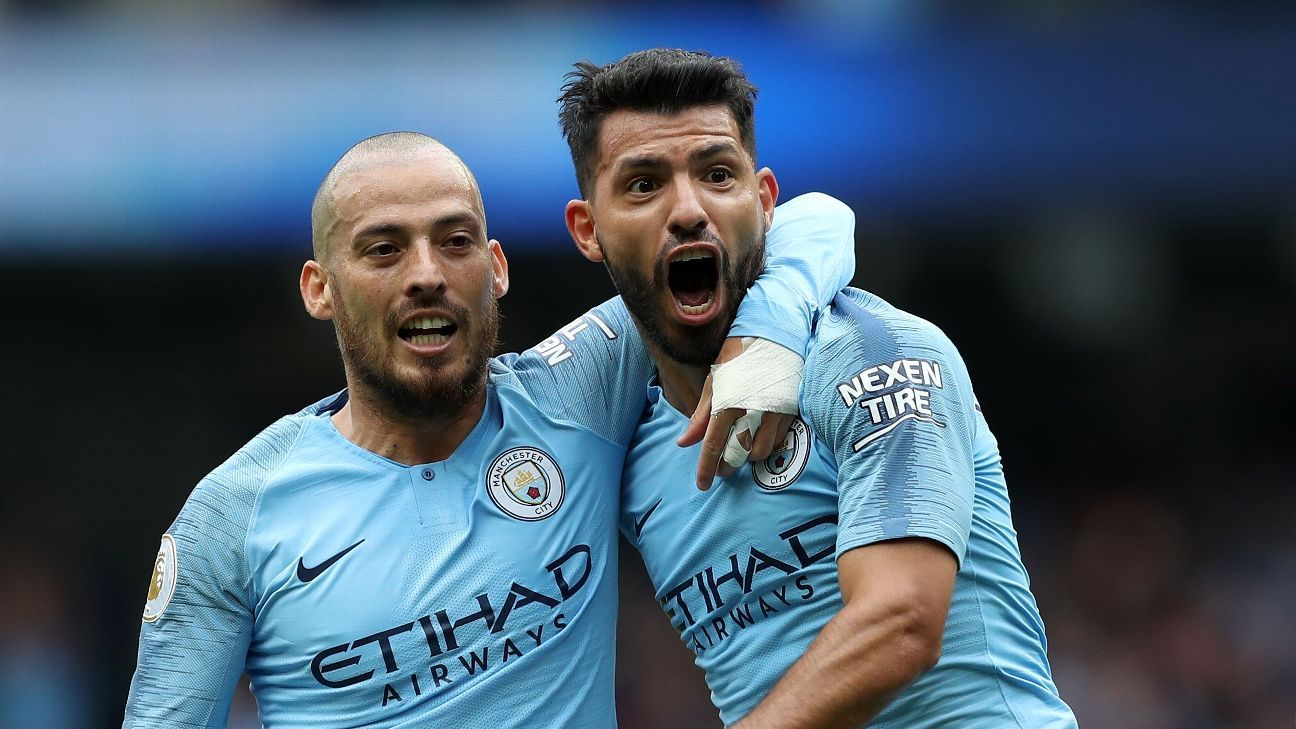Sergio Aguero reminds everyone of his quality, Maurizio Sarri offers Chelsea hope, Petr Cech's time is up
