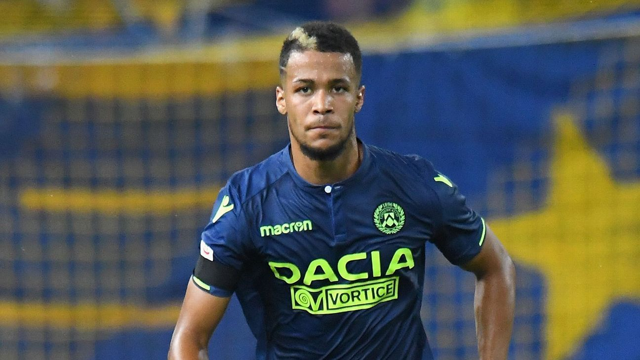 William Troost-Ekong has been a regular for Udinese