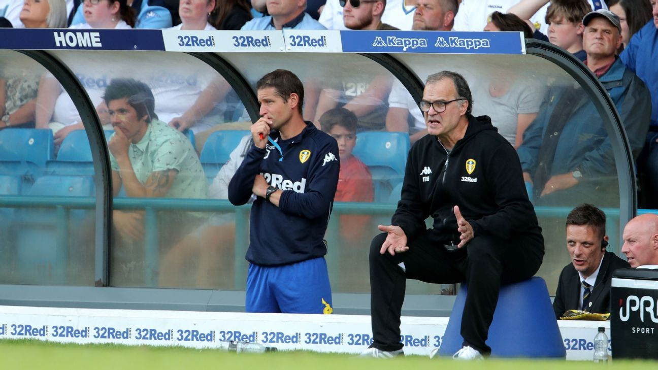 Leeds have endured a fine start under Marcelo Bielsa.