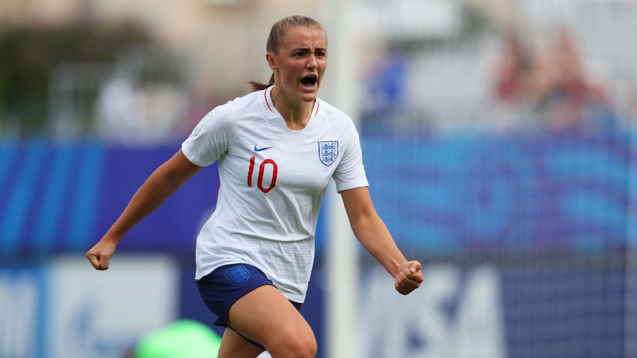 Georgia Stanway has been in great form at the 2018 FIFA U-20 Women's World Cup