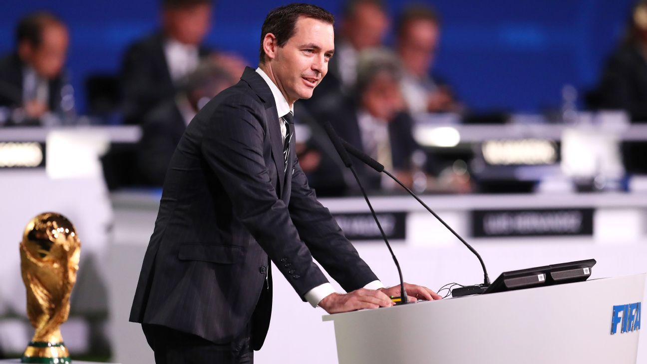 Marco Villiger stayed working for FIFA throughout the corruption investigations.
