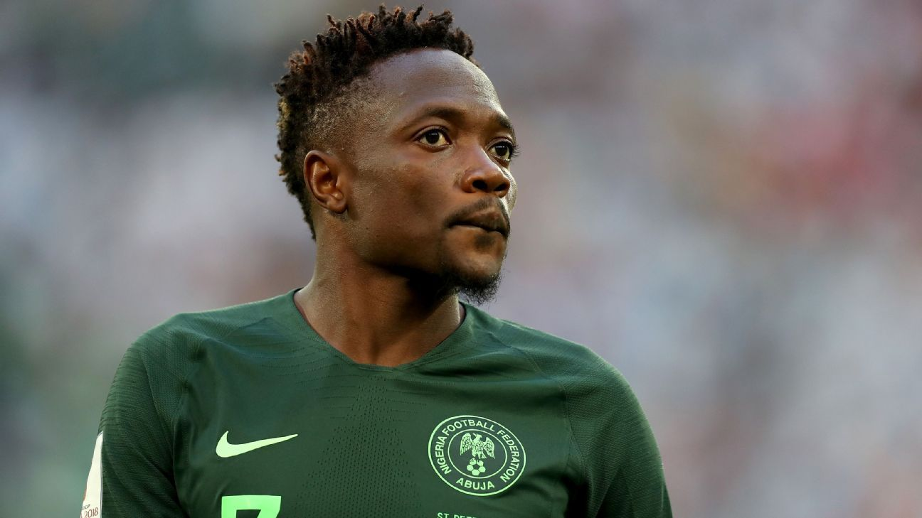 Skipper Ahmed Musa is not celebrating quite yet, given his memories of these opponents.