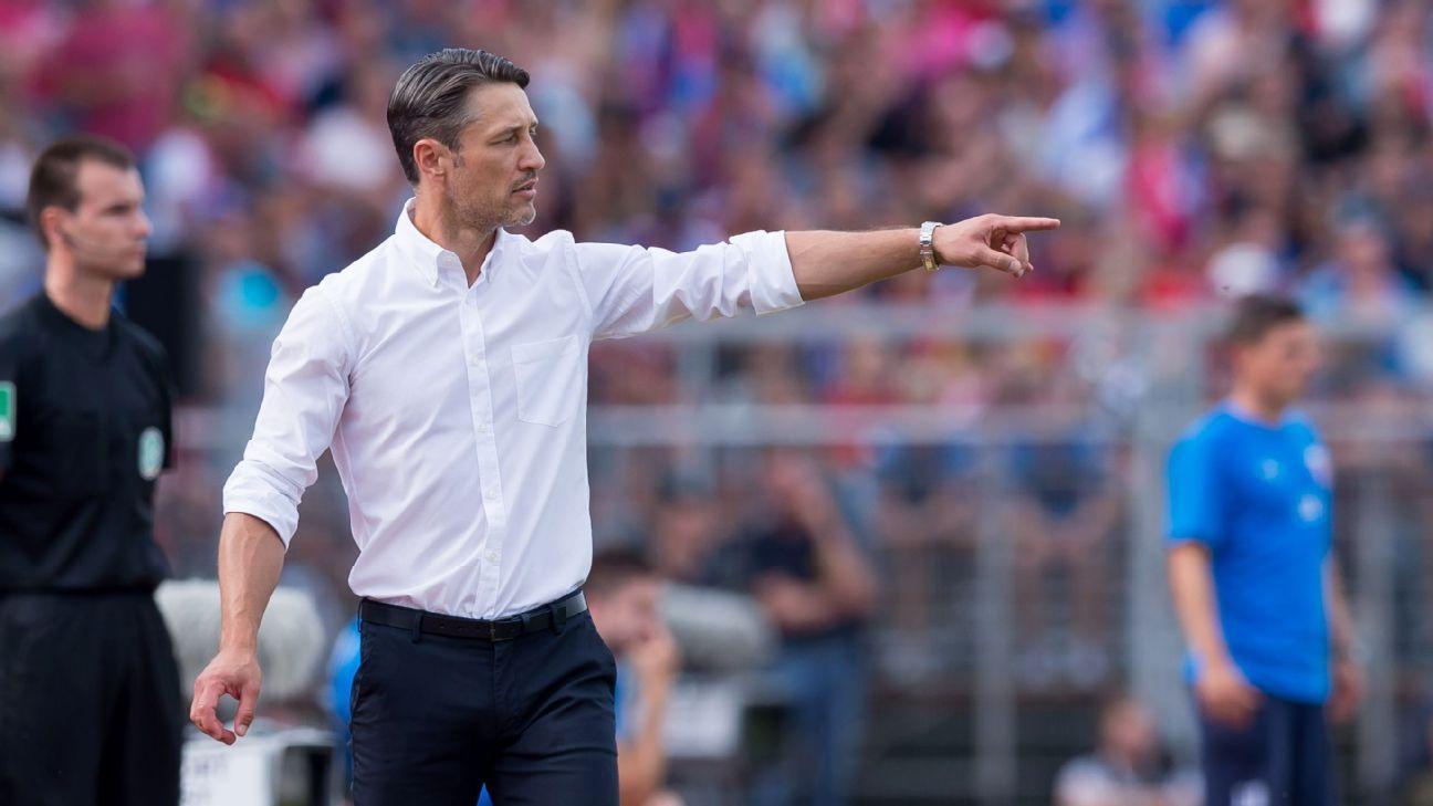Bayern Munich coach Niko Kovac will be favourite to lift the title again.