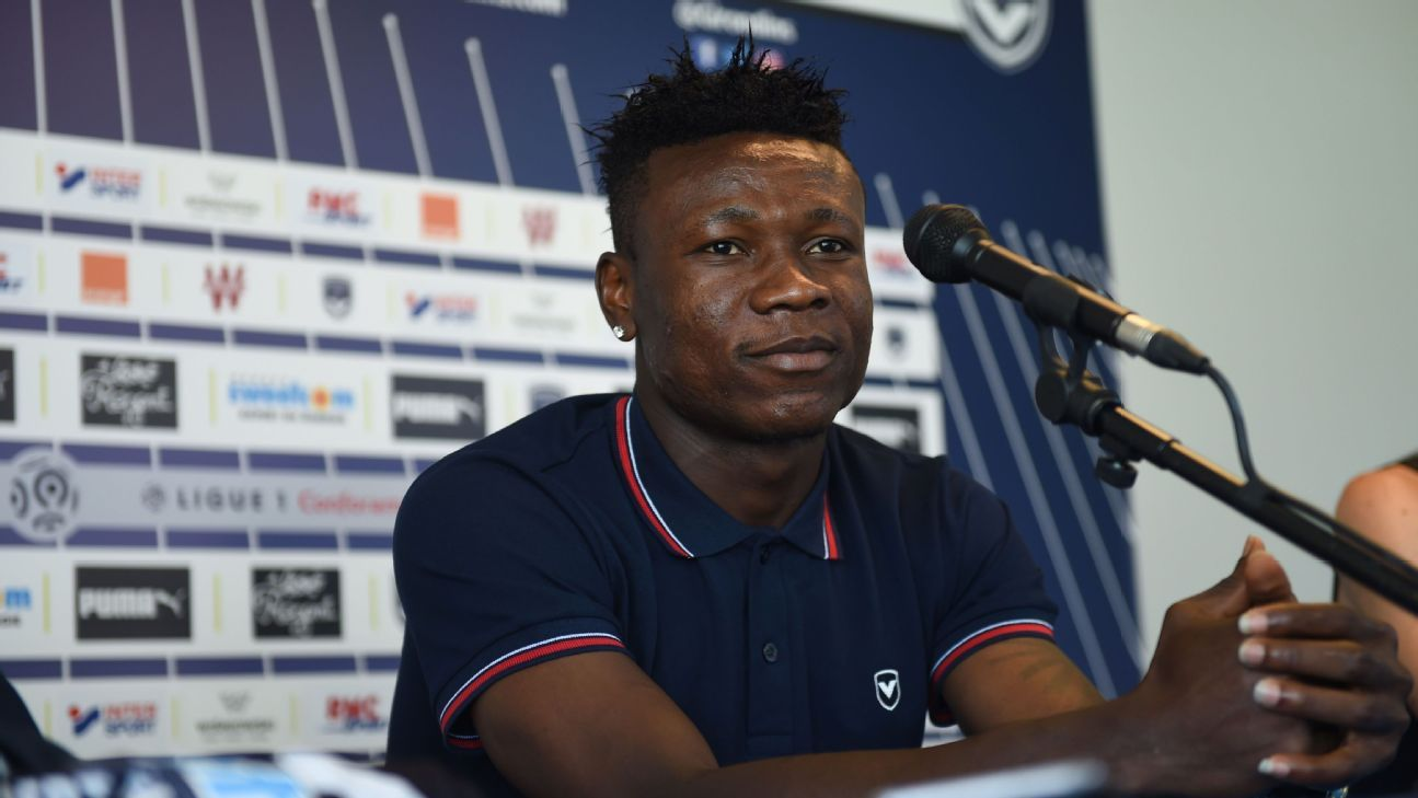 Samuel Kalu signed for Bordeaux this past transfer window, from Gent.