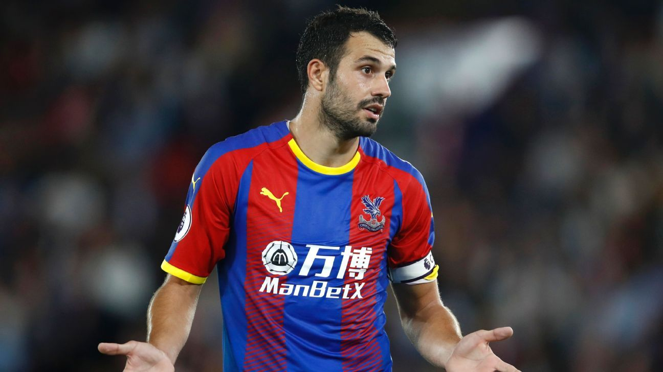 Luka Milivojevic played a bit-part role at the World Cup with Serbia.
