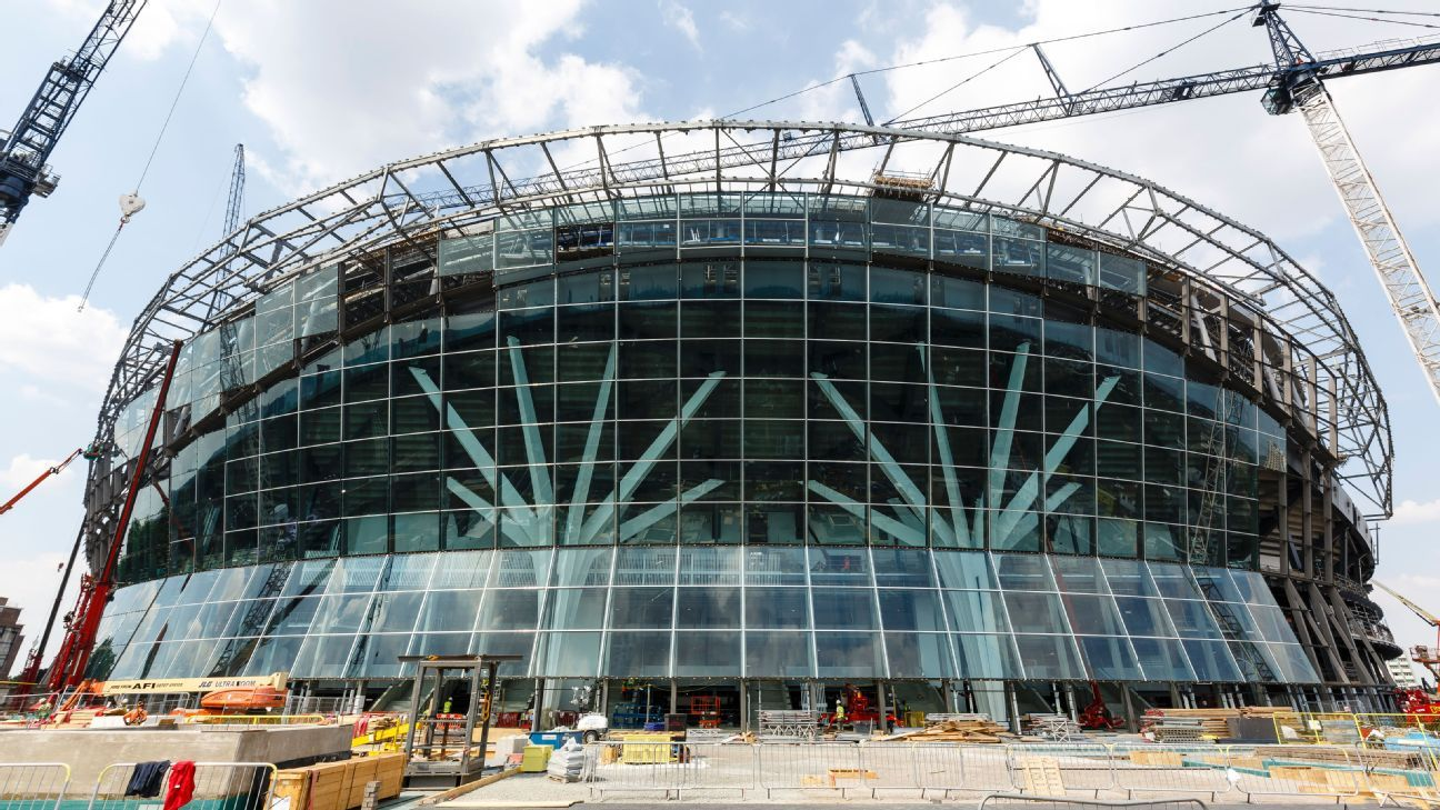 Tottenham's delayed stadium move is a source of frustration for not only them, but their rivals.