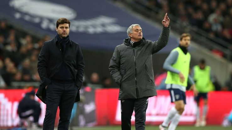 Mauricio Pochettino will be in the away dugout on Monday but in 2016 he was a candidate for the Man United job.