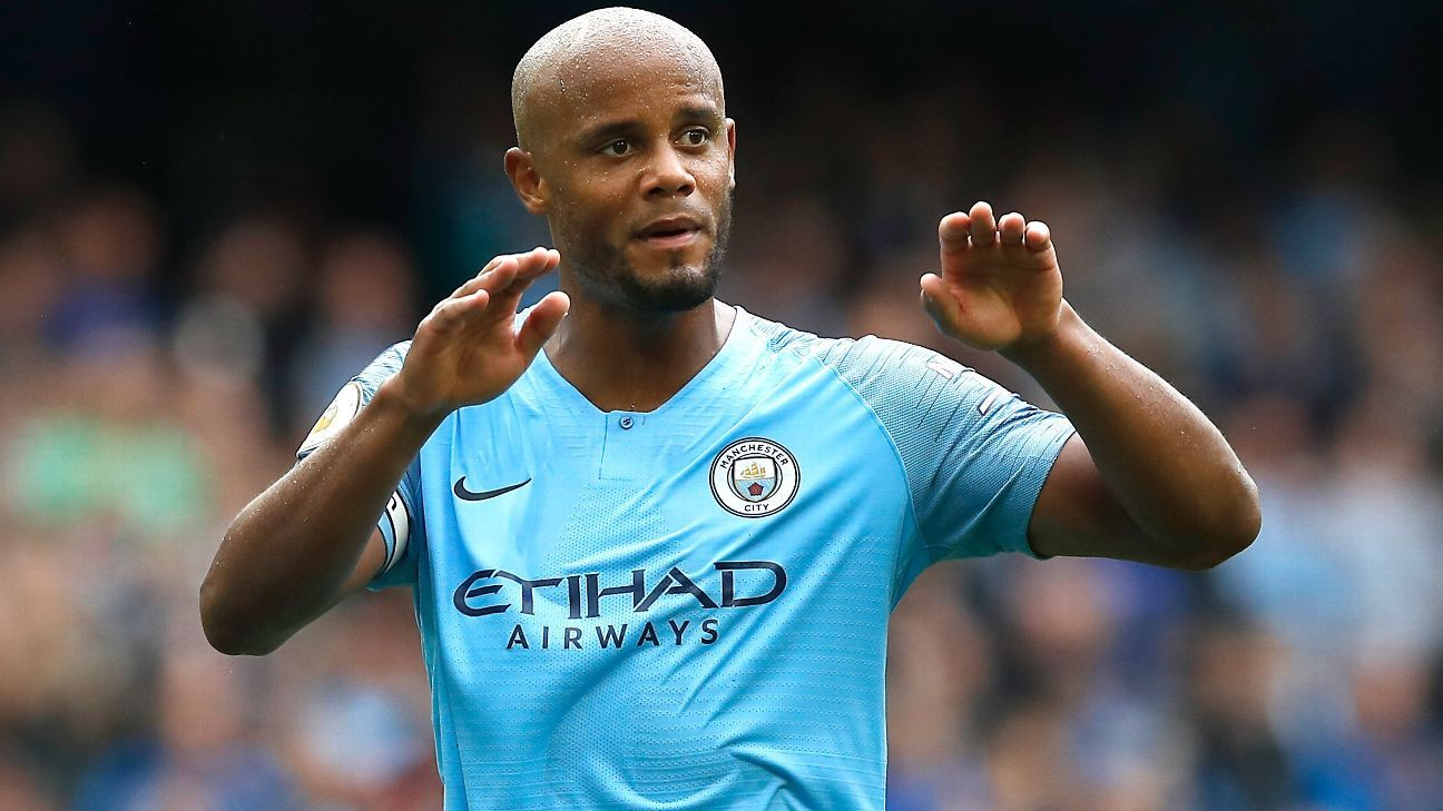 Vincent Kompany think there are several clubs who can make serious runs for the Premier League title.