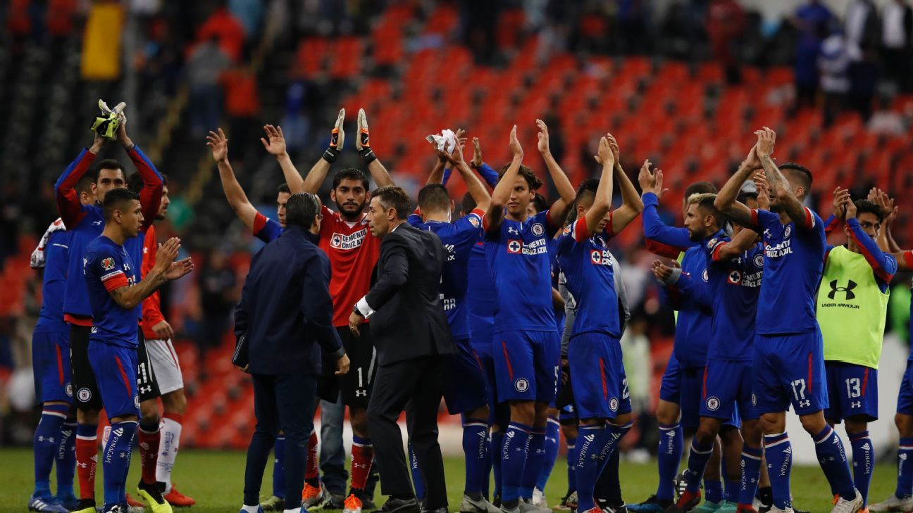 Cruz Azul are sitting at the top of the Liga MX tab but are fully aware to manage expectations.