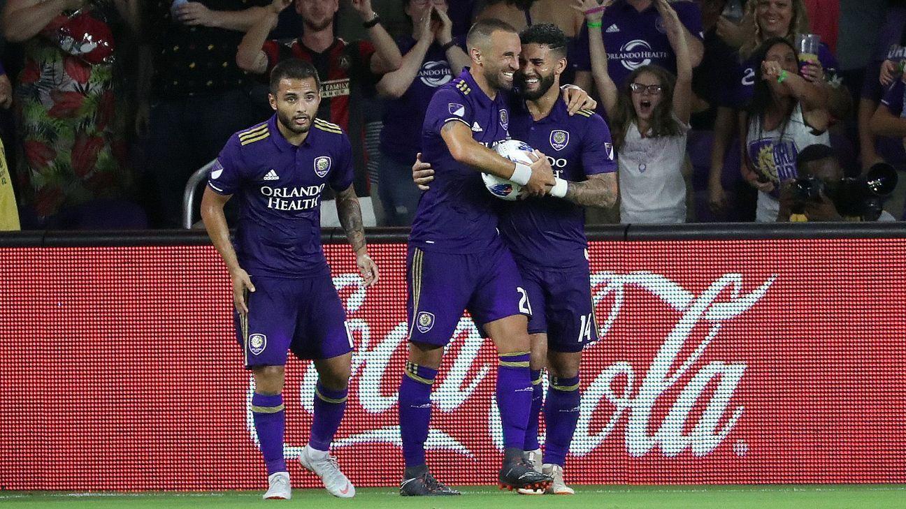 Philadelphia Union, Orlando City match late goals in 2-2 tie