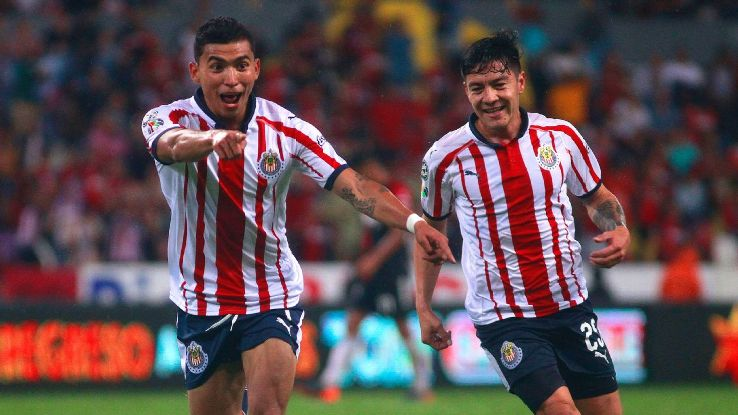 Pineda's goal helped give Chivas a big clasico win over Atlas and kick-start their season.
