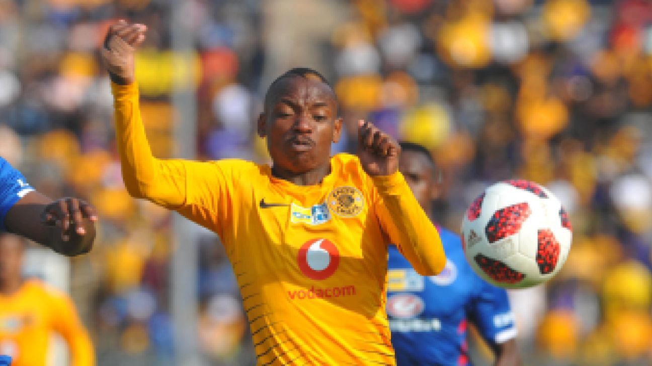 Khama Billiat was in fine form against SuperSport