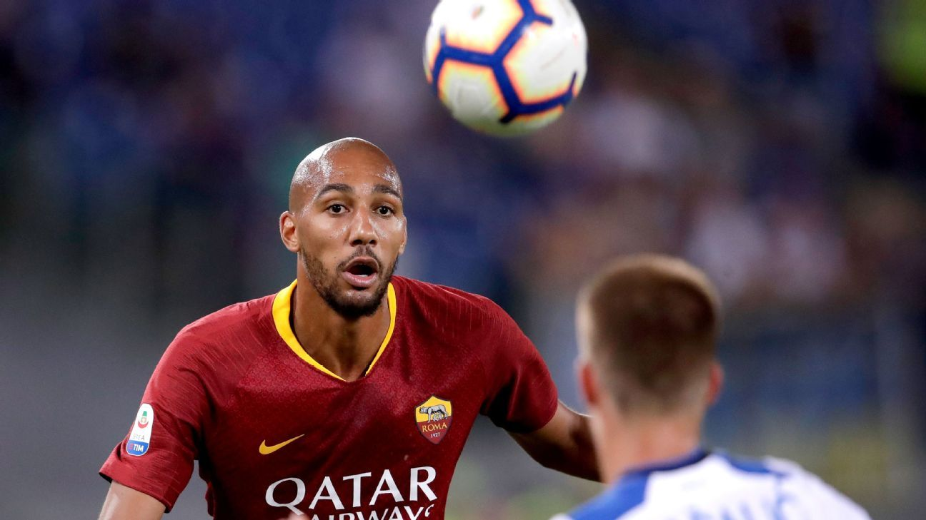 Steven N'zonzi was a difference-maker for Roma as he came off the bench to help them rally to a 3-3 draw with Atalanta.