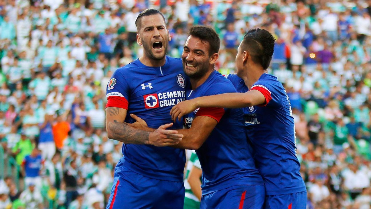 Cruz Azul remain unbeaten but has luck played a major part in their hot start?
