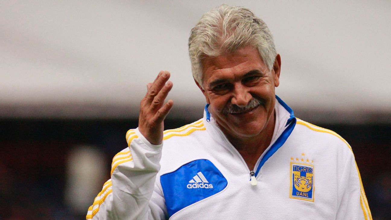 Ferretti has made it clear his appointment as Mexico manager is temporary but he's a great, steady pick until a full-time appointment is made.