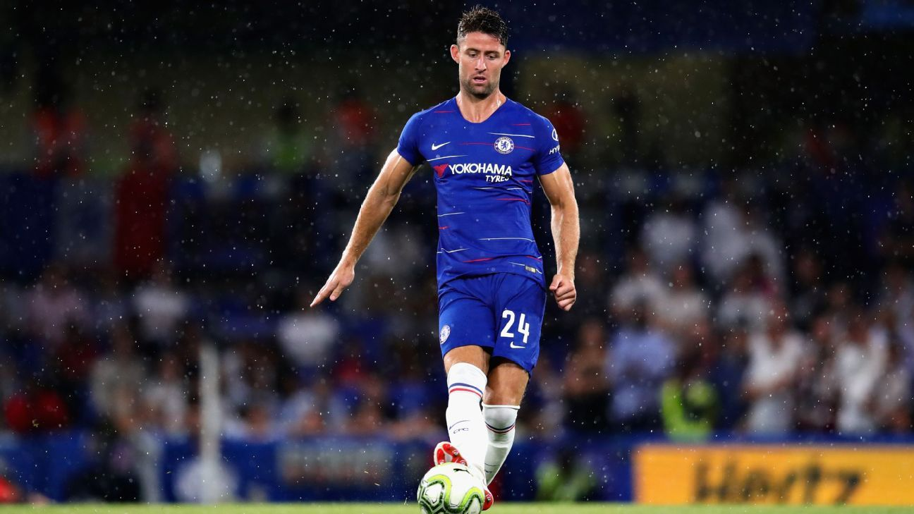Gary Cahill hasn't been in Chelsea's plans yet this season but the England defender is determined to fight for his place.