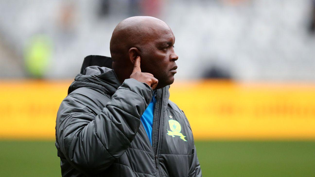 Pitso Mosimane has been very critical of Sundowns' fixture schedule