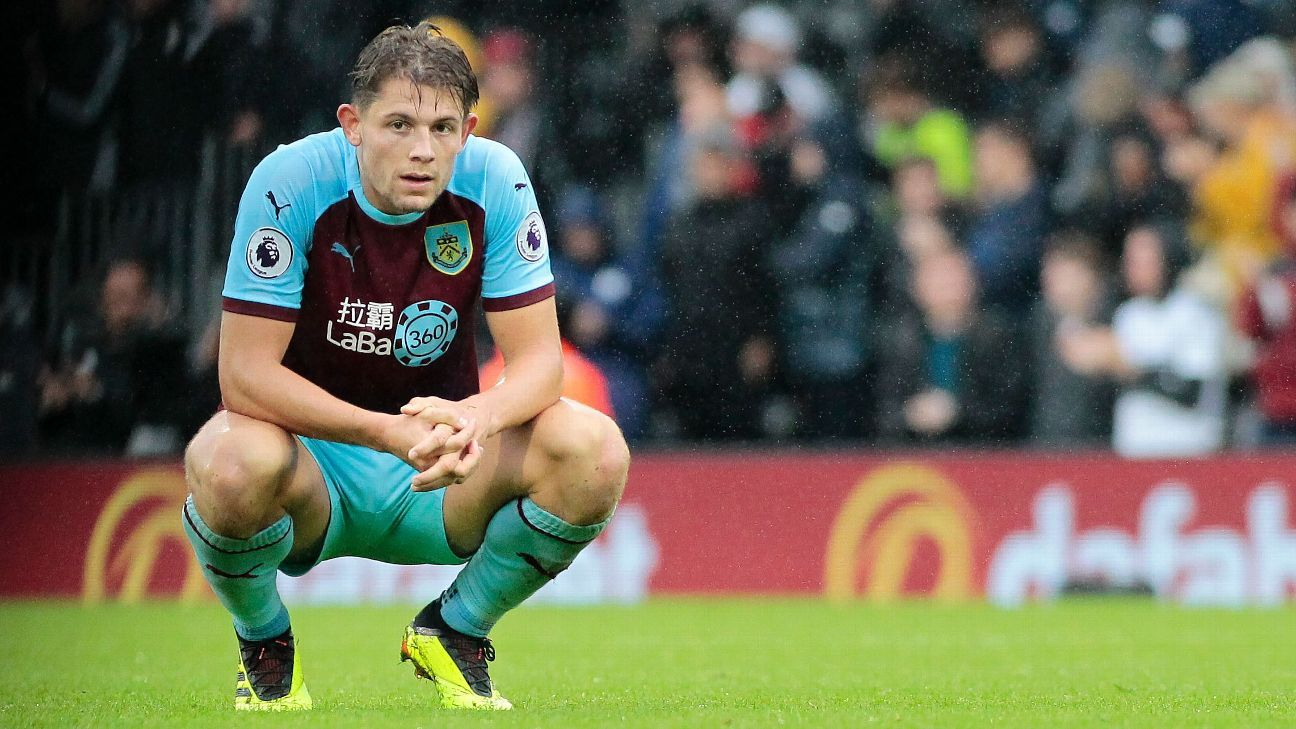 Injuries are already putting strain on Burnley's thin squad after just three Premier League games. How can they cope with Europe too?