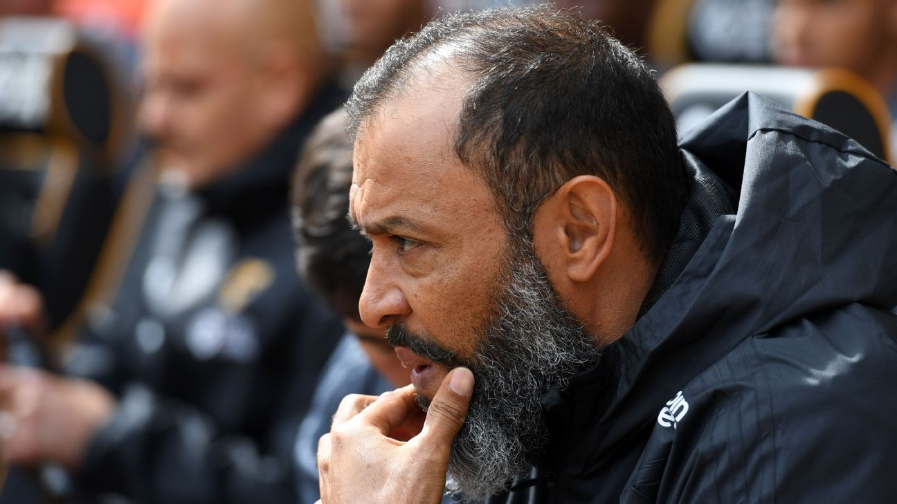 Nuno Espirito Santo's proactive approach vs. Man City speaks volumes about his own career ambitions.