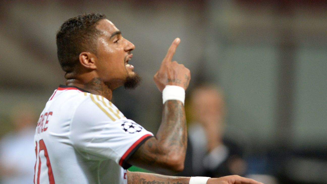 Kevin Prince Boateng walked off after racist abuse in 2013