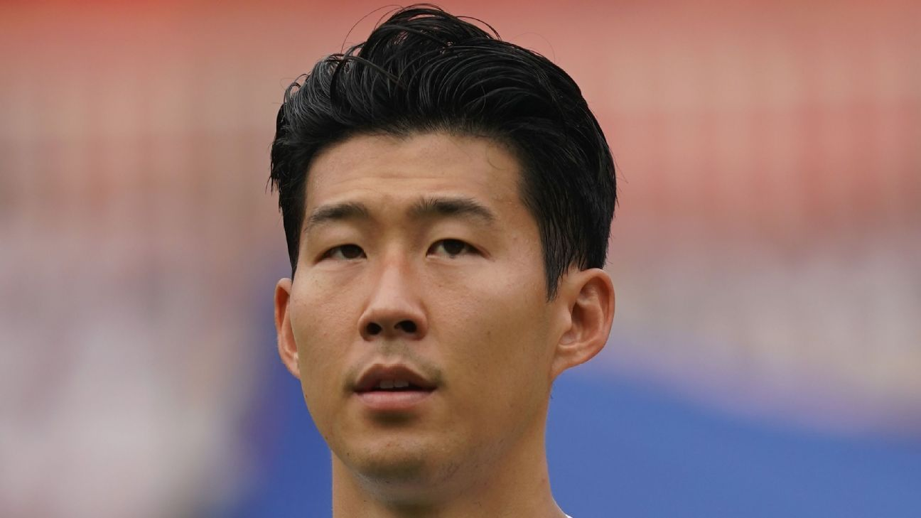 Son Heung-min has helped South Korea to reach the final of the Asian Games.