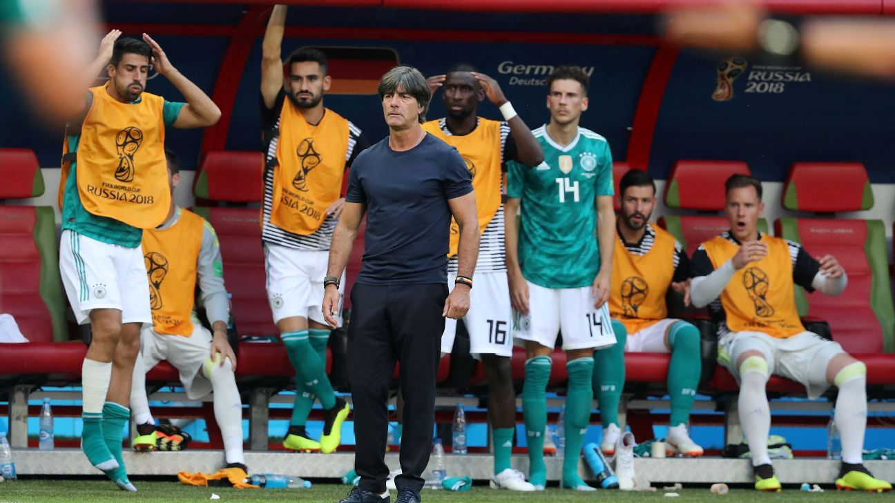 Joachim Low and Germany have work to do to in putting a disastrous summer behind them.