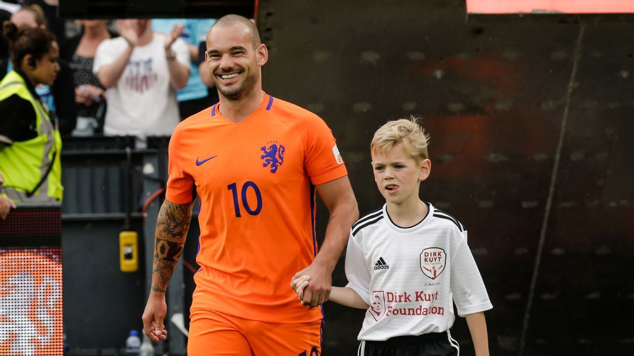 Wesley Sneijder to make final Netherlands appearance