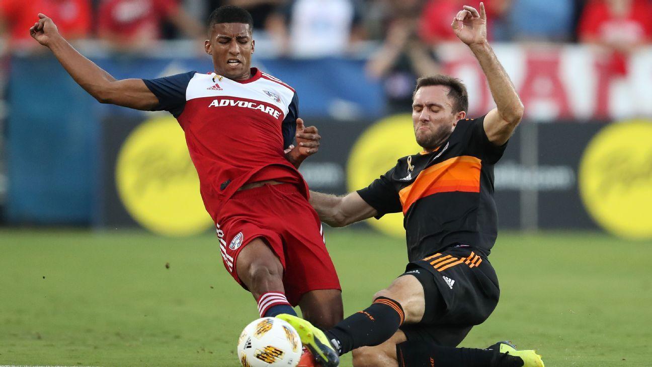 Santiago Mosquera double helps FC Dallas cruise past struggling Dynamo