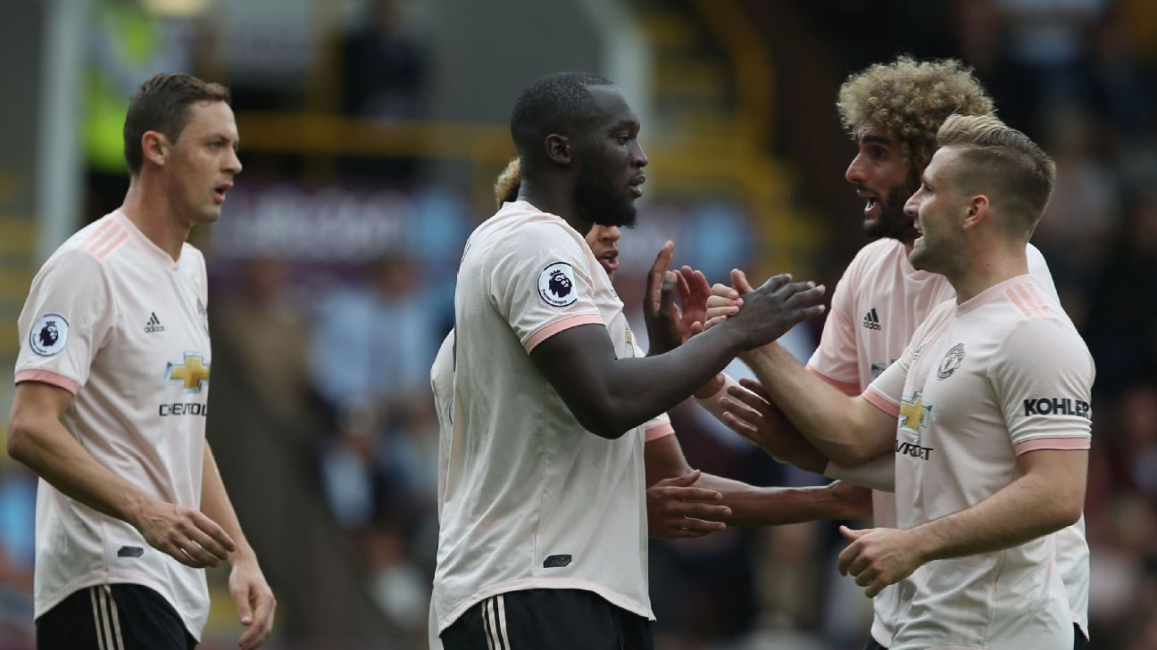Manchester United needed to quiet the critics and did so with a comfortable 2-0 win at Burnley.