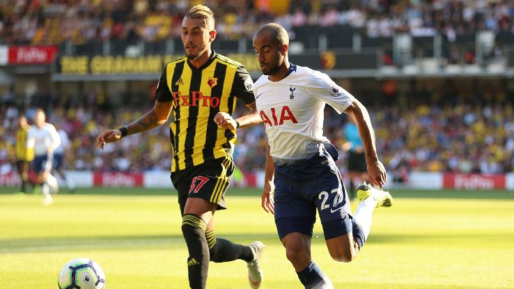 Lucas Moura's form and fit in this Tottenham XI should be a source of optimism moving forward.