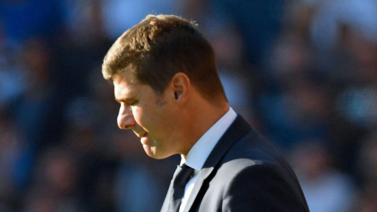Tottenham Hotspur manager Mauricio Pochettino.